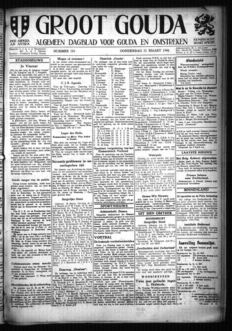 Groot Gouda 1946-03-21