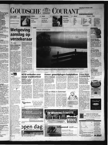 Goudsche Courant 2004-10-30