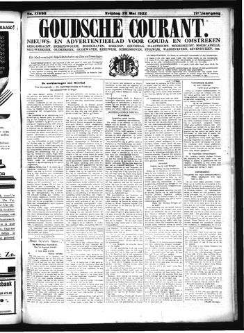 Goudsche Courant 1932-05-20