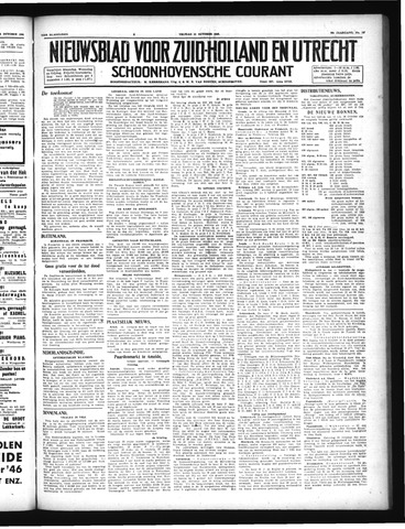 Schoonhovensche Courant 1946-10-11