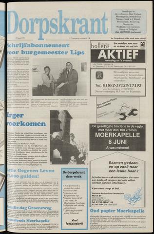 Dorpskrant 1991-05-29