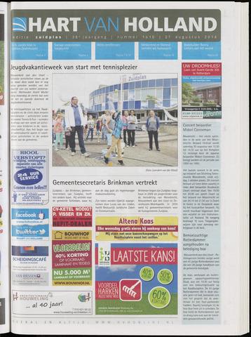 Hart van Holland - Editie Zuidplas 2014-08-27
