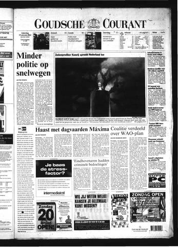 Goudsche Courant 2002-01-19