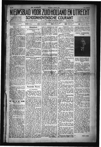 Schoonhovensche Courant 1933-01-02