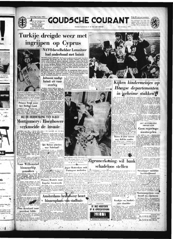Goudsche Courant 1964-06-06