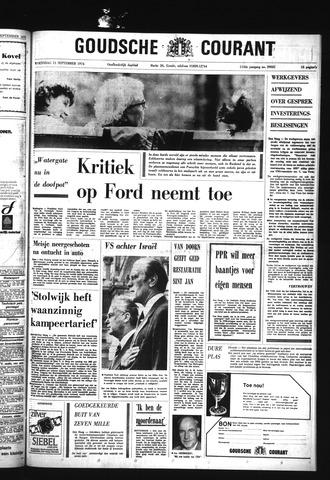 Goudsche Courant 1974-09-11