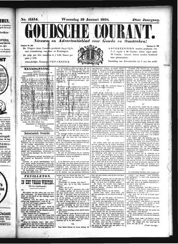 Goudsche Courant 1910-01-19