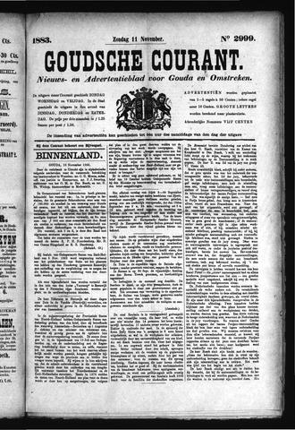 Goudsche Courant 1883-11-11