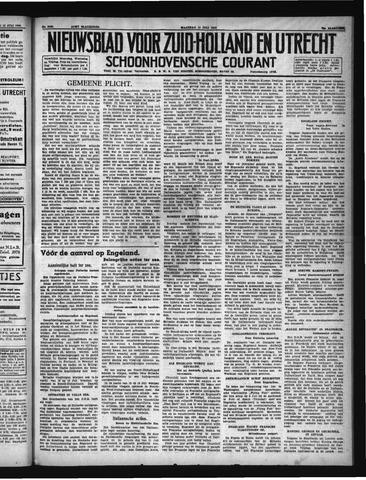 Schoonhovensche Courant 1940-07-15
