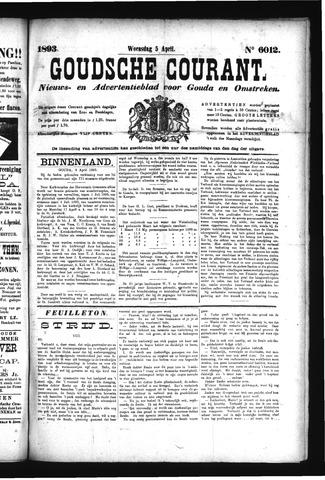 Goudsche Courant 1893-04-05