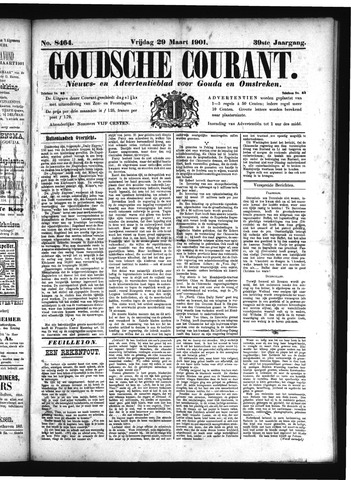 Goudsche Courant 1901-03-29