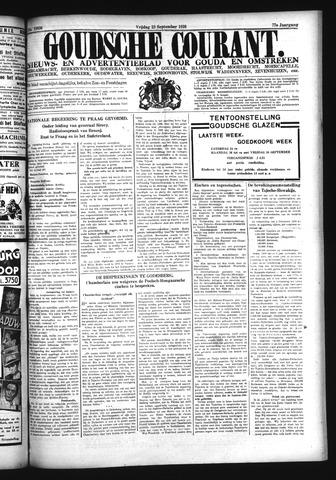 Goudsche Courant 1938-09-23