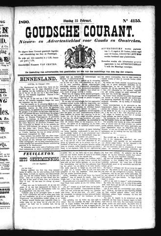 Goudsche Courant 1890-02-25