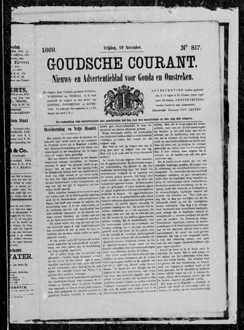 Goudsche Courant 1869-11-19
