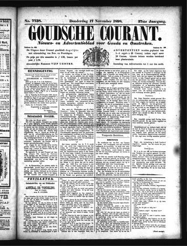 Goudsche Courant 1898-11-17