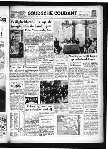 Goudsche Courant 1962-06-27