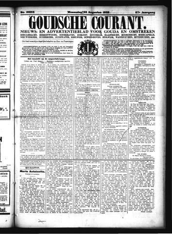 Goudsche Courant 1928-08-29