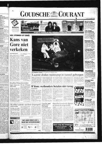 Goudsche Courant 2000-11-15