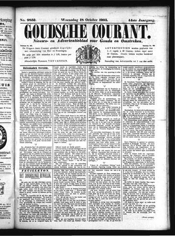Goudsche Courant 1905-10-18
