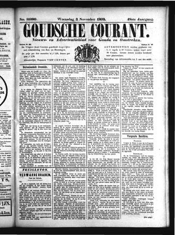 Goudsche Courant 1909-11-03