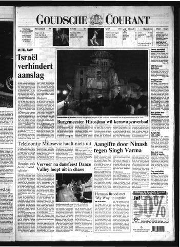 Goudsche Courant 2001-08-06