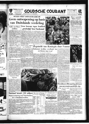 Goudsche Courant 1957-05-15