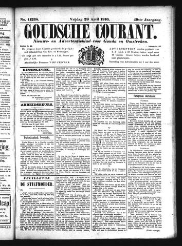 Goudsche Courant 1910-04-29