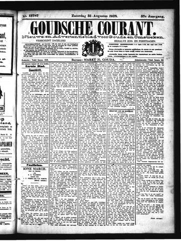 Goudsche Courant 1918-08-31