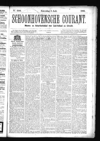 Schoonhovensche Courant 1895-07-06