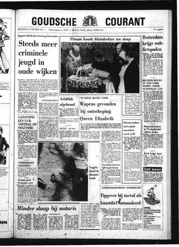 Goudsche Courant 1971-10-20