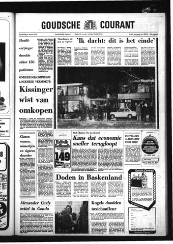 Goudsche Courant 1976-03-04