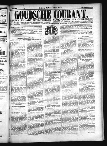 Goudsche Courant 1934-11-09