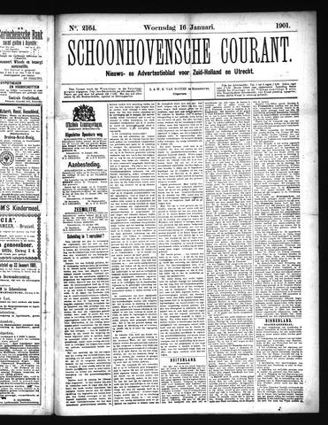 Schoonhovensche Courant 1901-01-16