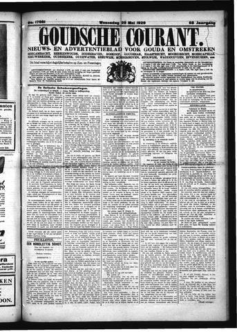 Goudsche Courant 1929-05-29