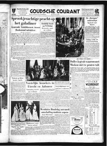 Goudsche Courant 1958-03-26