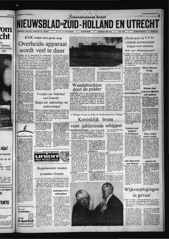 Schoonhovensche Courant 1972-09-20
