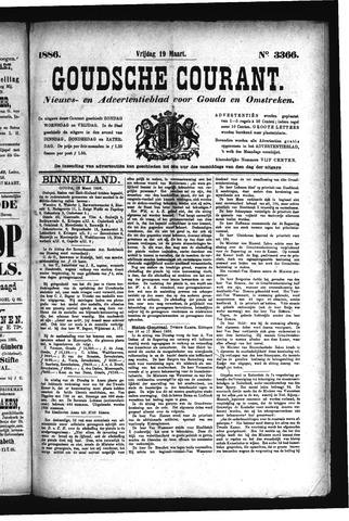 Goudsche Courant 1886-03-19