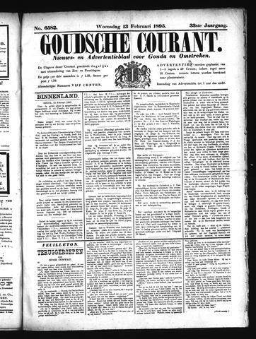 Goudsche Courant 1895-02-13