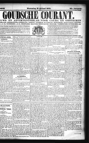 Goudsche Courant 1922-01-18