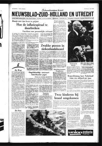 Schoonhovensche Courant 1969-06-04