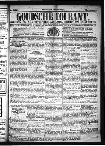 Goudsche Courant 1922-01-14