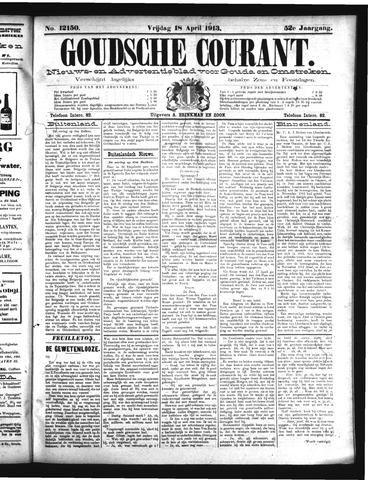 Goudsche Courant 1913-04-18