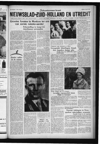 Schoonhovensche Courant 1961-04-14