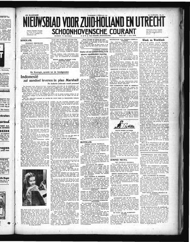 Schoonhovensche Courant 1948-02-04