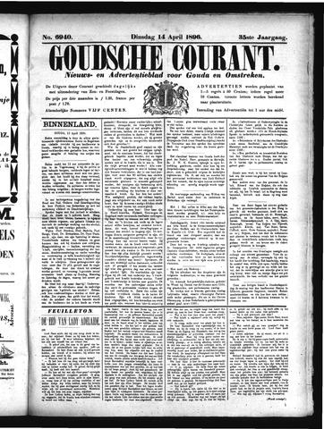 Goudsche Courant 1896-04-14