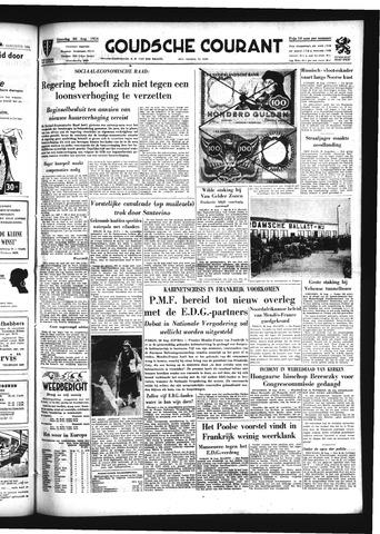 Goudsche Courant 1954-08-28