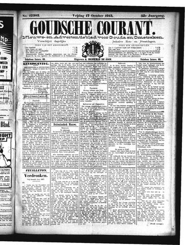 Goudsche Courant 1913-10-17