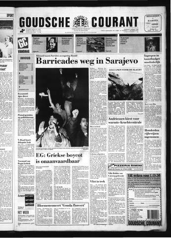 Goudsche Courant 1992-03-03