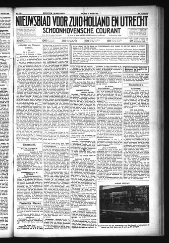 Schoonhovensche Courant 1933-03-24