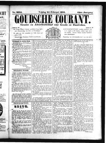 Goudsche Courant 1905-02-24
